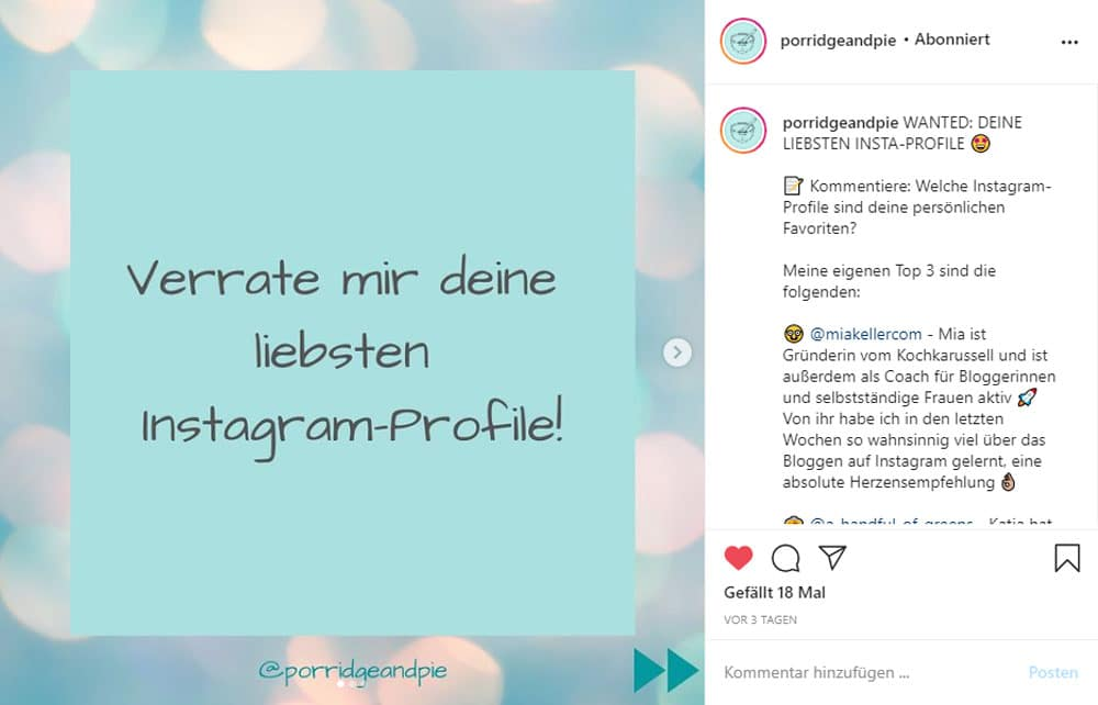 Beispiele für Social Proof
